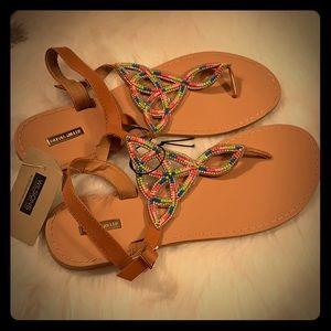 Nwt Olivia Miller sandals